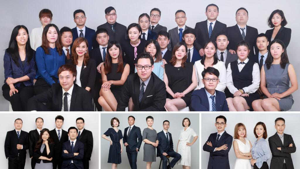 interTouch China team photos